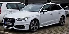 Audi A3 Sportback S Line 8v Frontansicht 21 Dezember