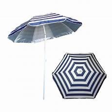 parasol anti uv 50 parasol de plage anti uv 233 bleu blanc marini 232 re