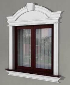 Fensterfaschen Gestalten Modern Selber Machen F 252 R Aussen
