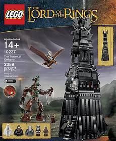 lego seigneur des anneaux la tour d orthanc en lego