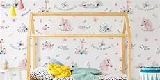 papier peint fille papiers peints chambre de fille mur aux dimensions