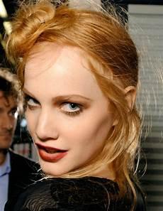 maquillage pour les rousses avec lucille