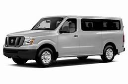 2015 Nissan NV Passenger NV3500 HD Models Trims