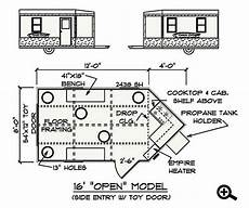 ice fishing house plans free floor plan ice fishing house floor plans fish house