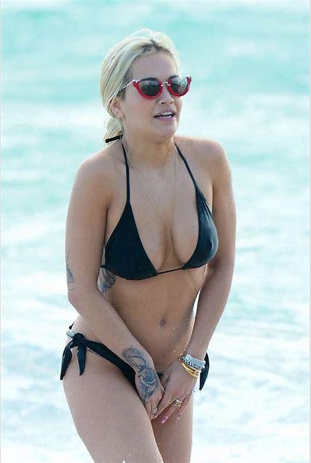 Rita Ora Sexy (51 Photos) | #TheFappening