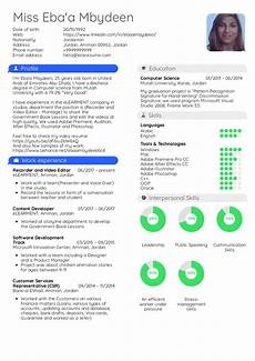 resume exles by real people video editor resume template kickresume