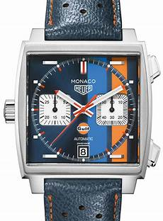 tag heuer monaco tag heuer monaco gulf special edition ablogtowatch