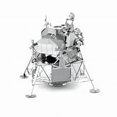fascinations metal earth apollo lunar module laser cut 3d metal kit 32309010787 ebay