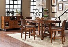 rooms to go kitchen furniture hook pecan 5 pc counter height dining room for the
