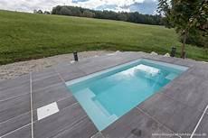 Mini Pool Im Garten - minipool tauchbecken f 252 r den garten design garten