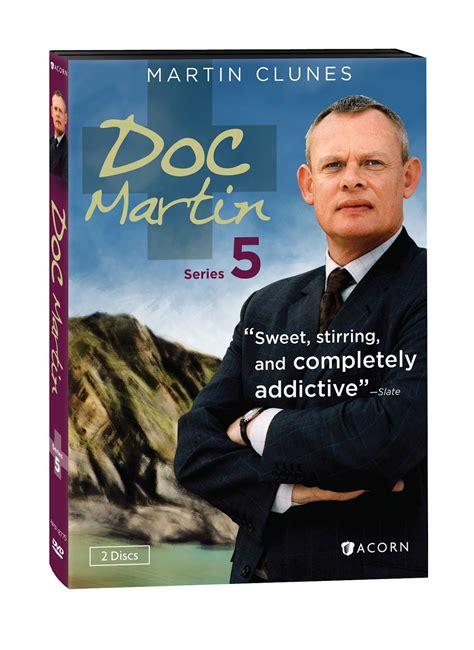 Doc Martin Inspelningsplats
