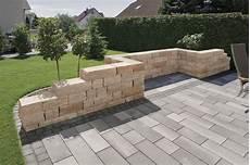 Toskana Mauer Rinn Betonsteine Und Natursteine