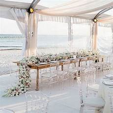 20 stunning beach wedding reception ideas for summer 2019