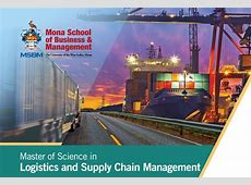 supply chain logistics degree programs