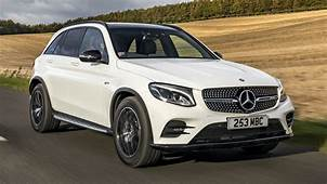 This Is Mercedes AMG's 362bhp GLC 43 Coupe  Top Gear