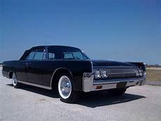 Lincoln Continental 4 - 1962 lincoln continental 4 door convertible 181276