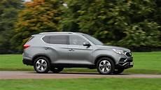 2018 Ssangyong Rexton Review The Korean Land Rover