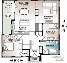 2 bedroom house plans with walkout basement house plan 2 bedrooms 1 bathrooms 3296 drummond house
