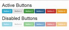 create disabled active button using bootstrap classes in