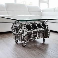 V8 Motor Tisch Clear Motion V8 Tisch Motor Tisch