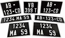 cout plaque immatriculation plaques mineralogiques collection automobile garage