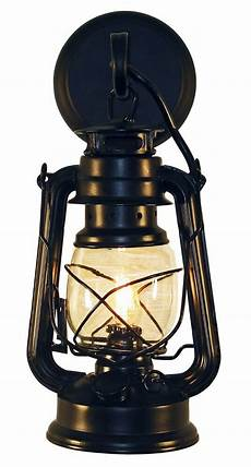 rustic lantern wall mounted light small black by muskoka lifestyle products ebay