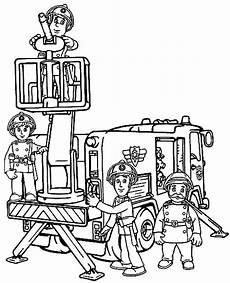 Malvorlagen Sam Der Feuerwehrmann Feuerwehrmann Sam