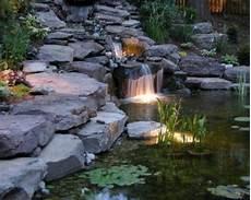 decoration cascade d eau 45 photos d 233 co de bassins de jardin avec cascade d eau