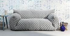 Designer Sofa Mit Abnehmbarem Bezug Nuvola