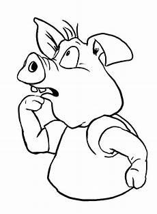 Lustige Schweine Ausmalbilder Schwein Ausmalbilder Tiere Tiere Bilder
