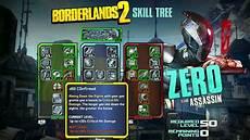 Borderlands 2 Skill Tree Builder Zero Assassin Class