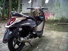 Modifikasi Scoopy by File Scoopy Thailand Look Scoopy Modifikasi Honda
