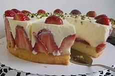 erdbeer quark sahne torte rezept mit bild