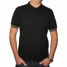 buy fred perry multi tipped polo shirt black fred perry