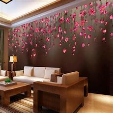 wallpapers for living rooms living room designer wallpaper at rs 100 square