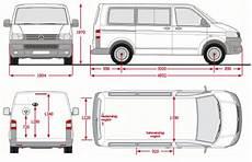 T5 Mutivan Interior Dimension Smart Furniture