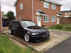 2004 Bmw 320 D 3 Series E46 Touring Estate Black Diesel