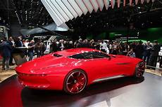 Breathtaking Mercedes Maybach Vision 6 Is A Proper Modern