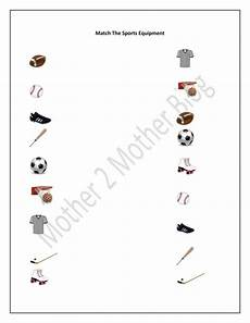 sports equipment worksheets 15781 486 best images about coloring pages on coloring preschool activities and