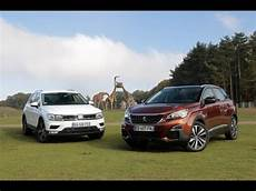 Comparatif 2016 Peugeot 3008 Vs Volkswagen Tiguan Qui