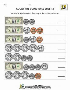 money counting worksheets free printable 2722 counting money worksheets count the coins to 2 dollars 3 money math worksheets money
