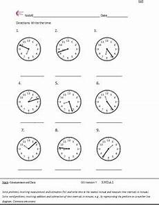 measurement and data worksheets grade 3 1407 measurement and data 3md all standards third grade common math worksheets