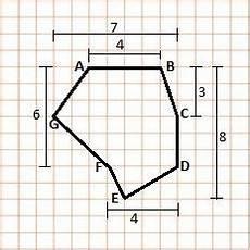 area of polygon regular and irregular polygon coordinate geometry