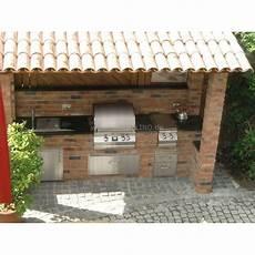 grill überdachung selber bauen 220 berdachte outdoork 252 che im garten aus stein mit magic