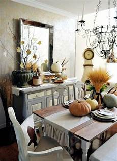 create cozy dining room with 20 creative ideas herbstdeko interior design ideas ofdesign