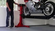 motorrad garage moto lift 400 ld motorrad hebeb 252 hne f 252 r die garage www