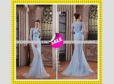 Elie Saab Inspired Gossip Girl Blair'S Blue Wedding