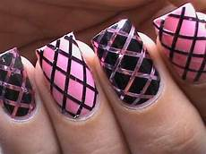 how to use striping tape easy nail designs for
