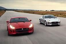 Jaguar F Type Coupe Revealed Gets 550 Hp Engine