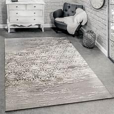 teppich ornamente grau designer teppich wohnzimmer mit moderne ornamente muster